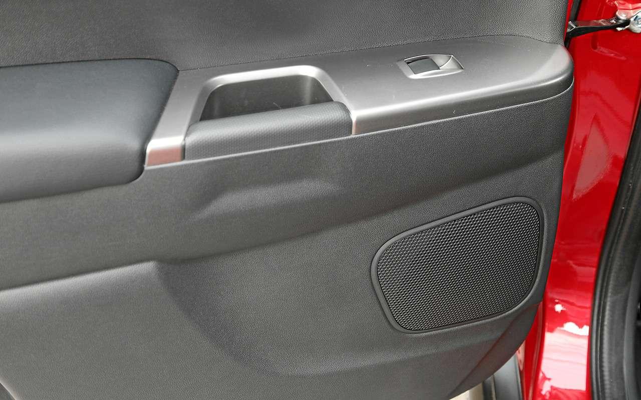 Обновленный Mitsubishi ASX в7-ми вопросах иответах— фото 820872