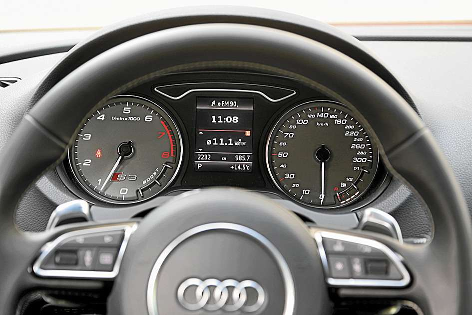 Audi S3Sedan