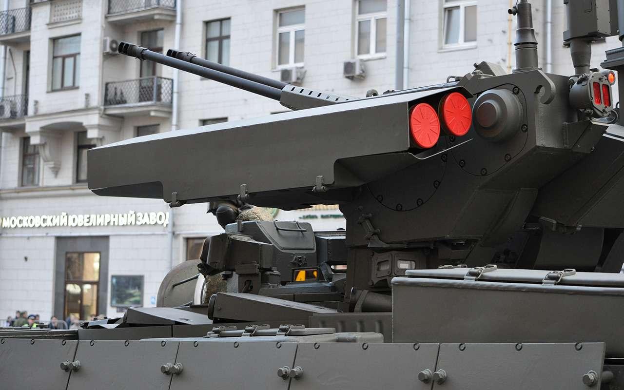 Танк дляподдержки танков— аналогов вмире снова нет!— фото 891776