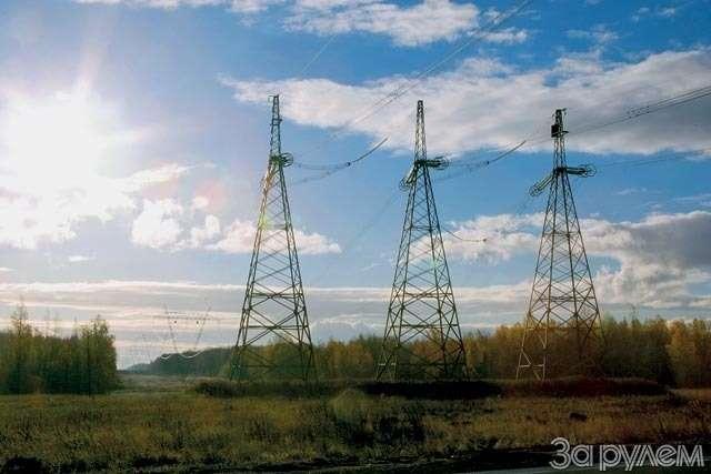 ЭКСПЕРТИЗА: высоковольтные провода. Тропою грома— фото 61386