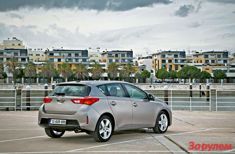 AURIS STAT 15 DPL 2012 HR