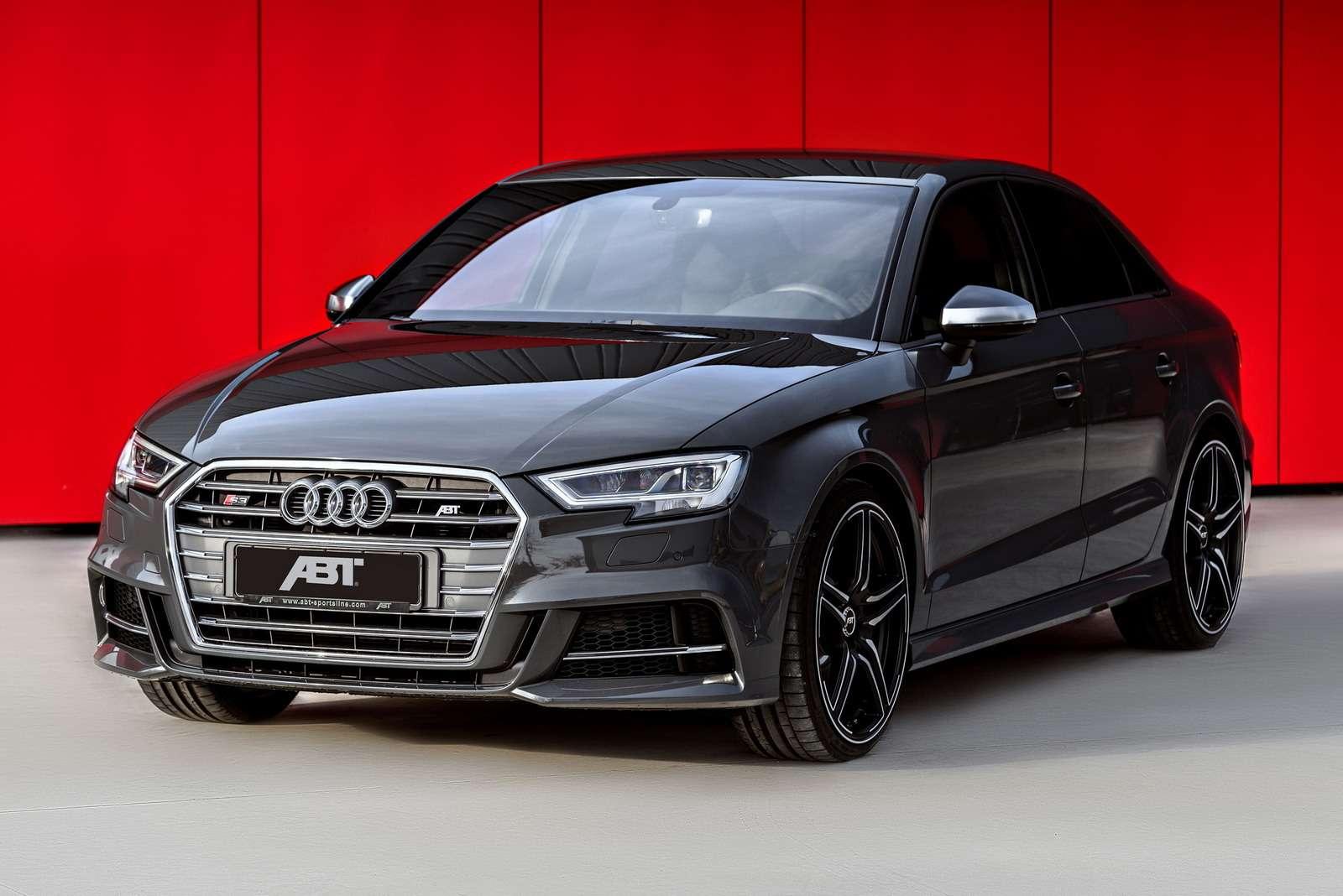 Здоровое соперничество: Audi S3бросил вызов топ-модели