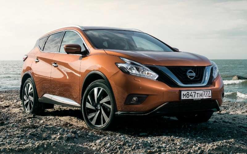 Nissan Murano российской сборки подвел поставщик комплектующих— объявлен отзыв