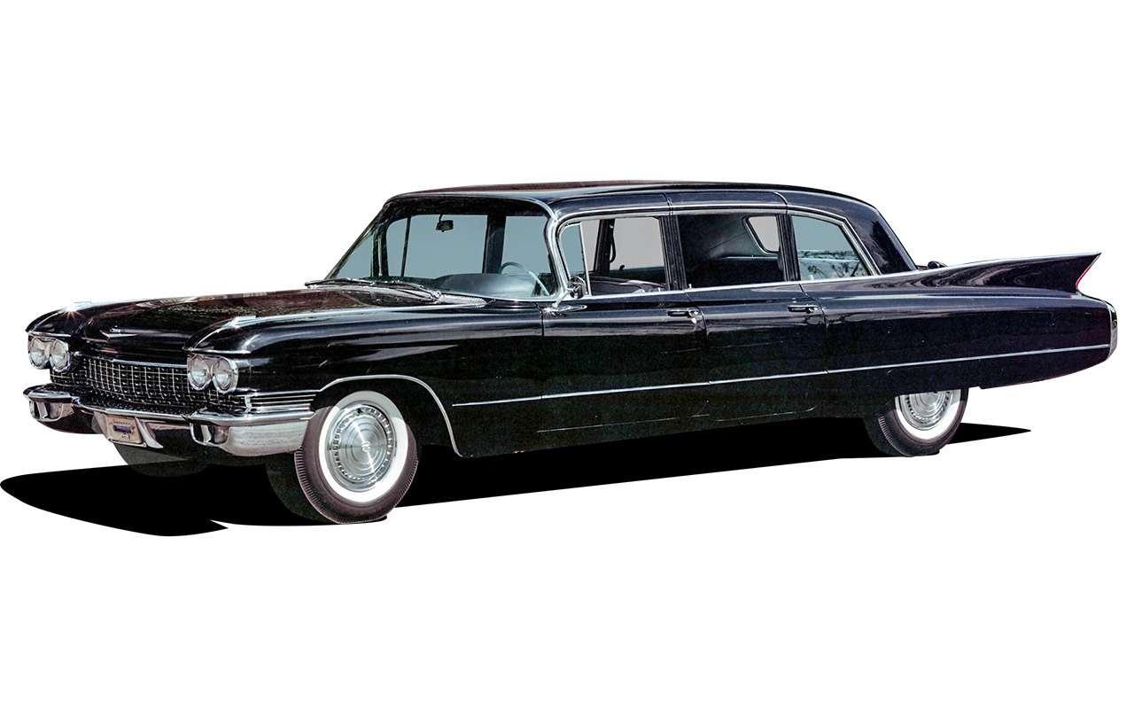 Лимузин партийной элиты— как делали главный автомобиль страны ЗИЛ-111— фото 985814