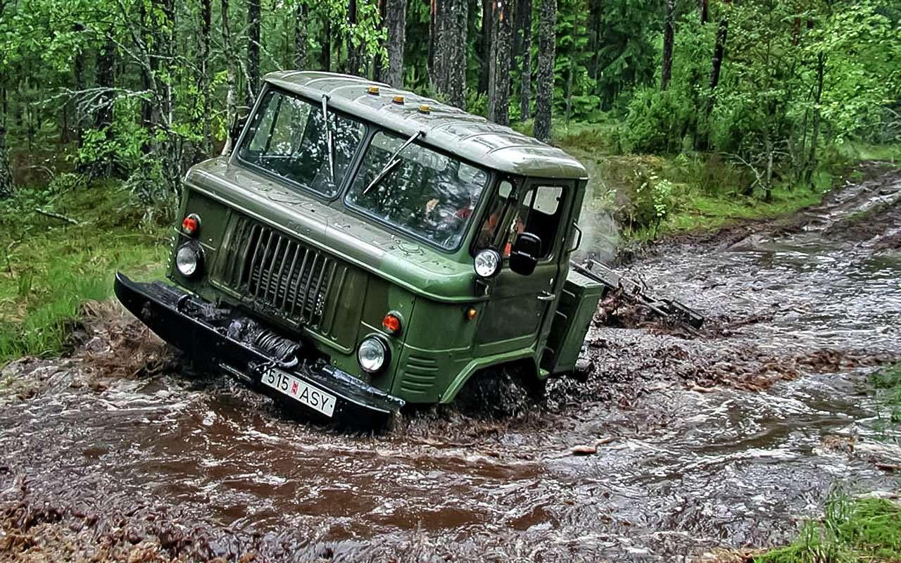 Шишига ГАЗ-66