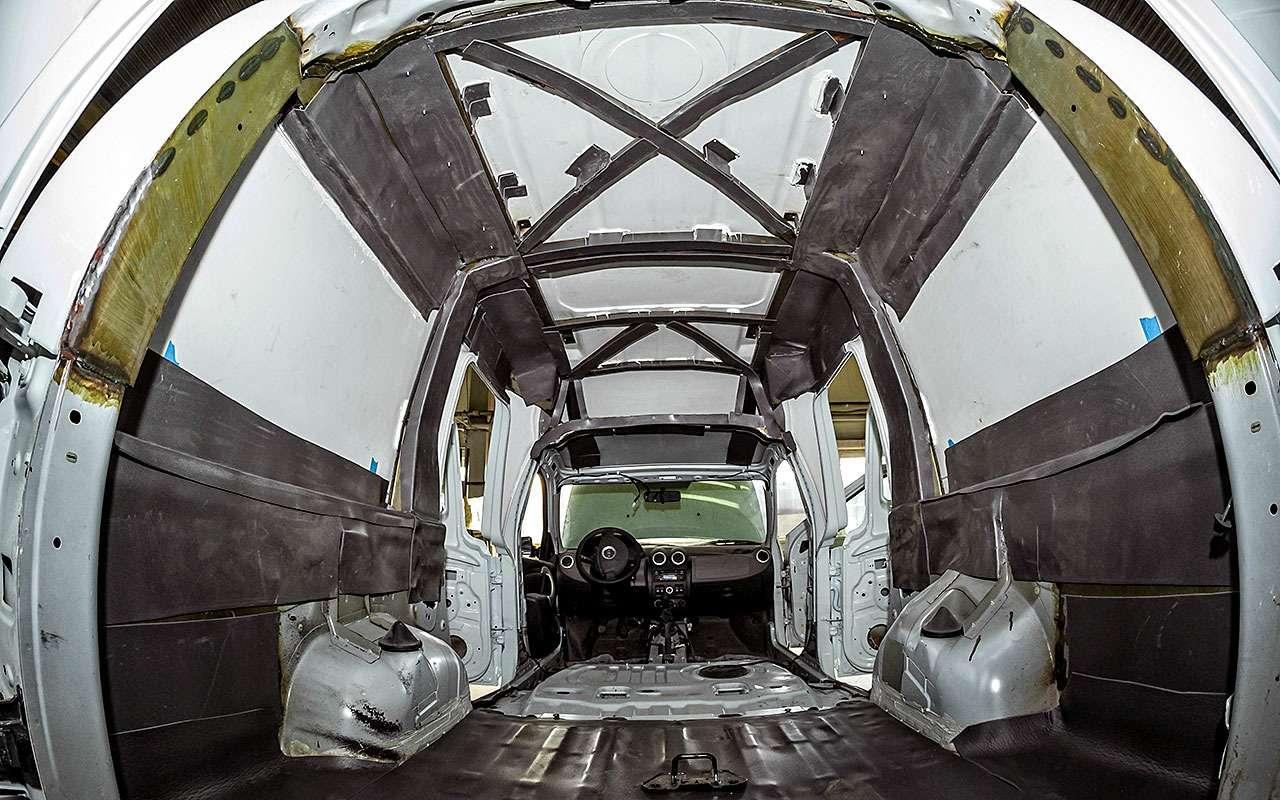 Лада Ларгус Куб— тест-драйв ЗР— фото 781286