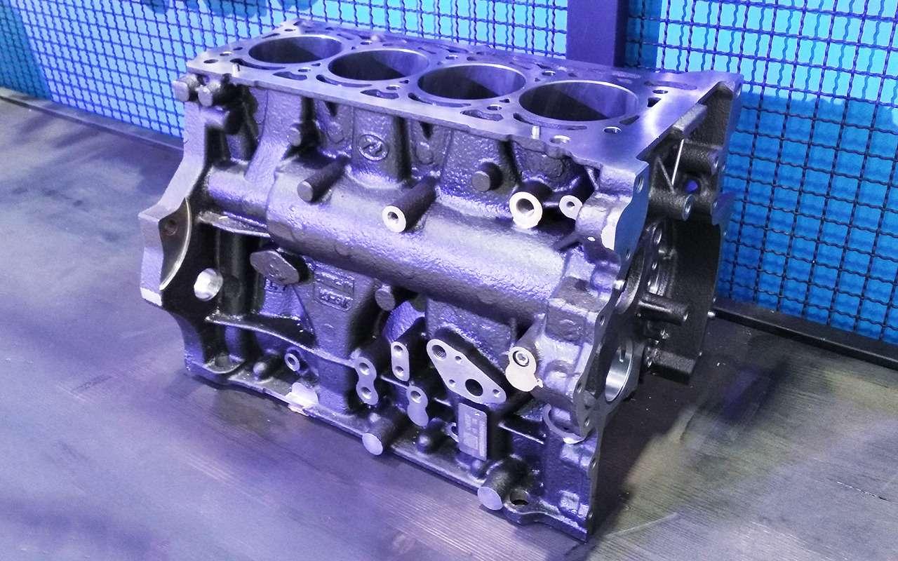 Двигатель ВАЗа 1.8 против китайского 1.8— экспертиза «Зарулем»— фото 968565