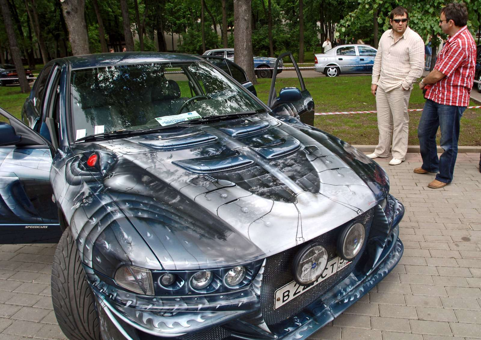 ГИБДД прописала требования кпеределанным автомобилям