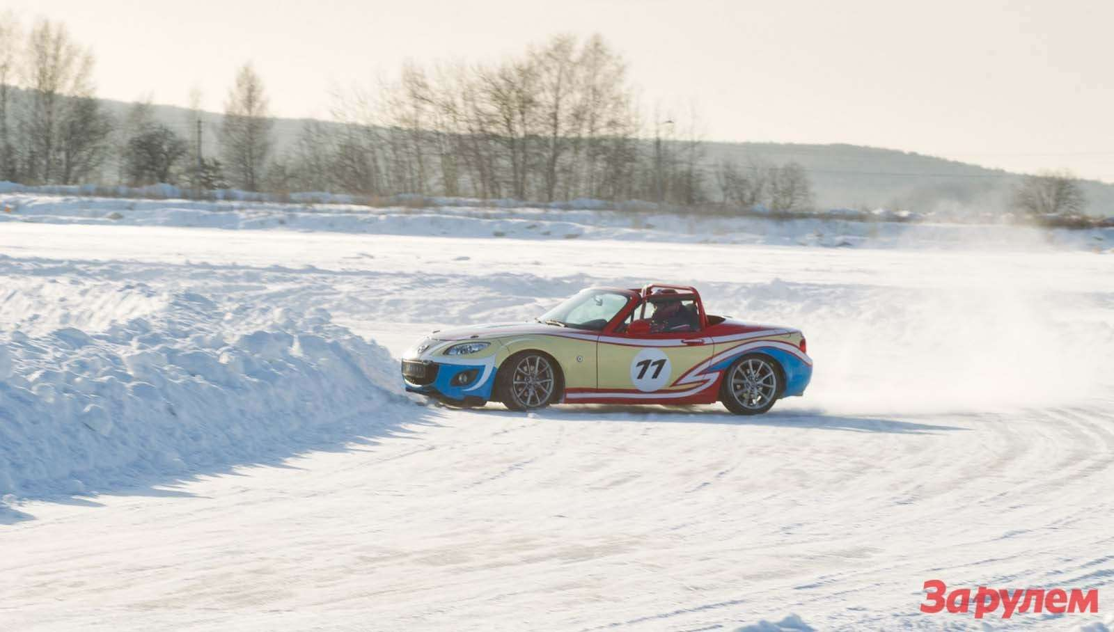 Mazda MX 5 Ice Race 2013      112