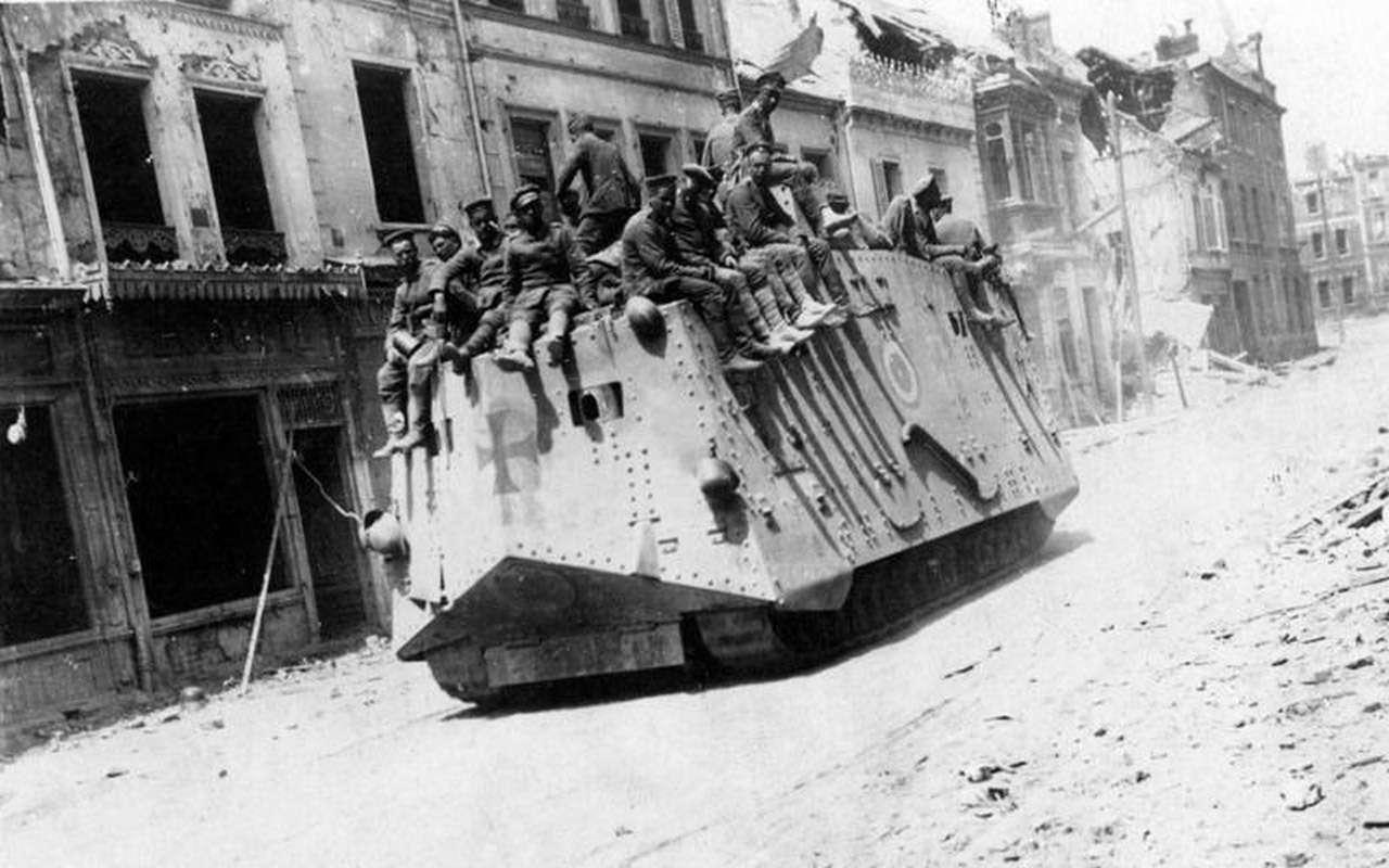 5 самых провальных танков XXвека— фото 966821