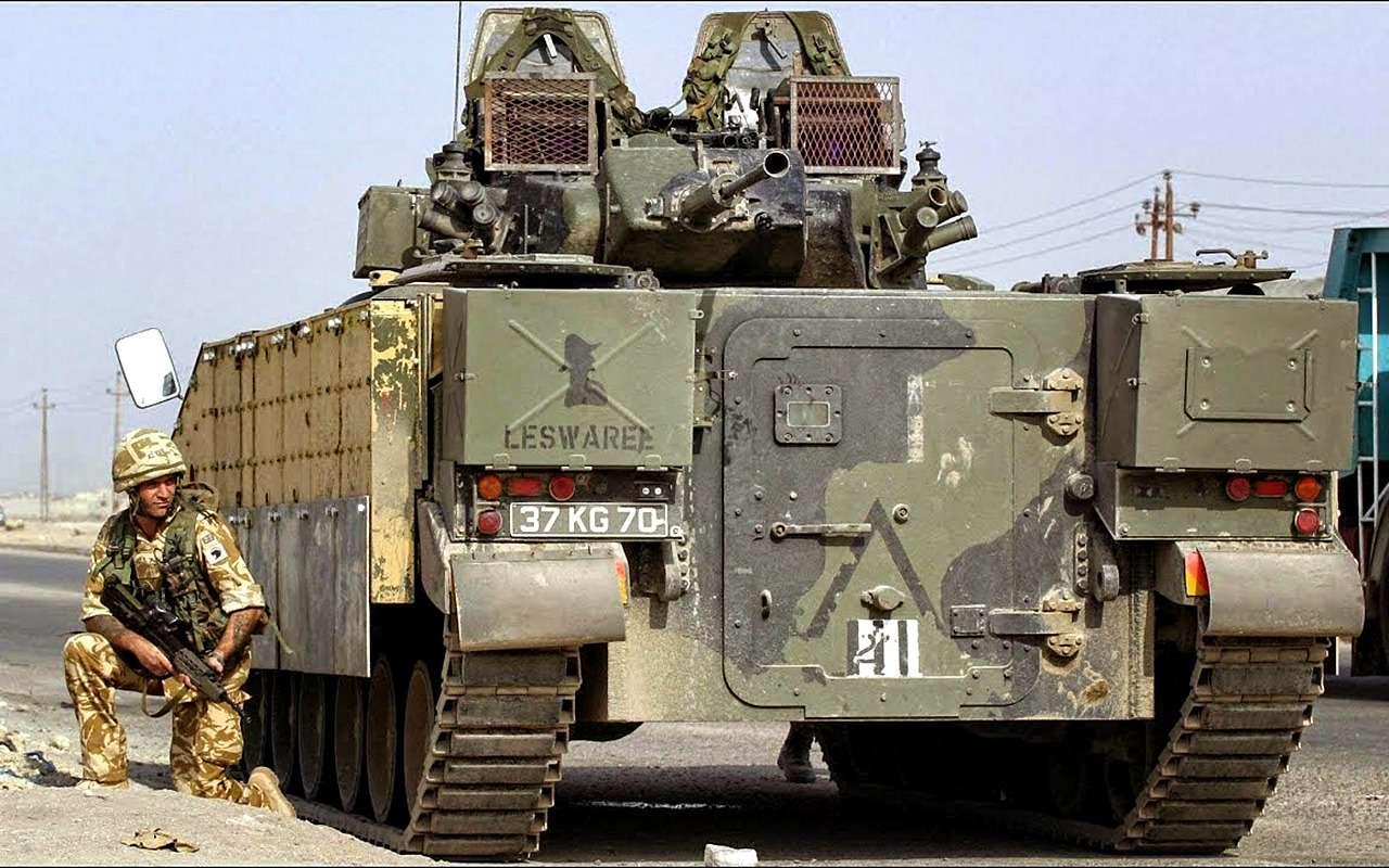 Наша БМП-3 против британского Warrior: артиллерийская дуэль— фото 857753