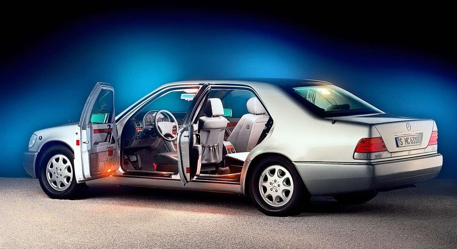 Премиальный автомобиль за200 тысяч рублей: респект изпрошлого— фото 611125