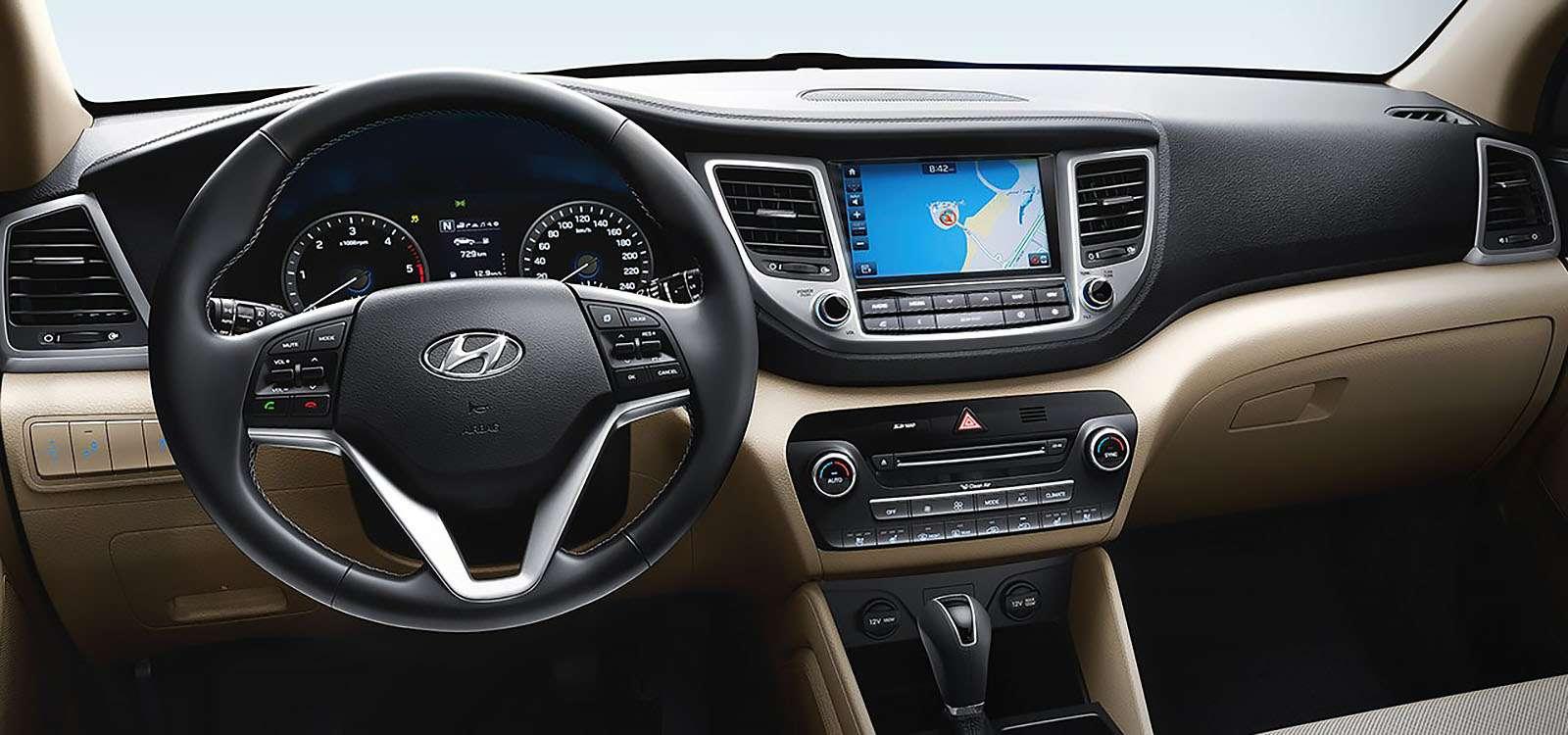 Hyundai Tucson или Santa Fe: на что потратить два миллиона рублей? — фото 601182