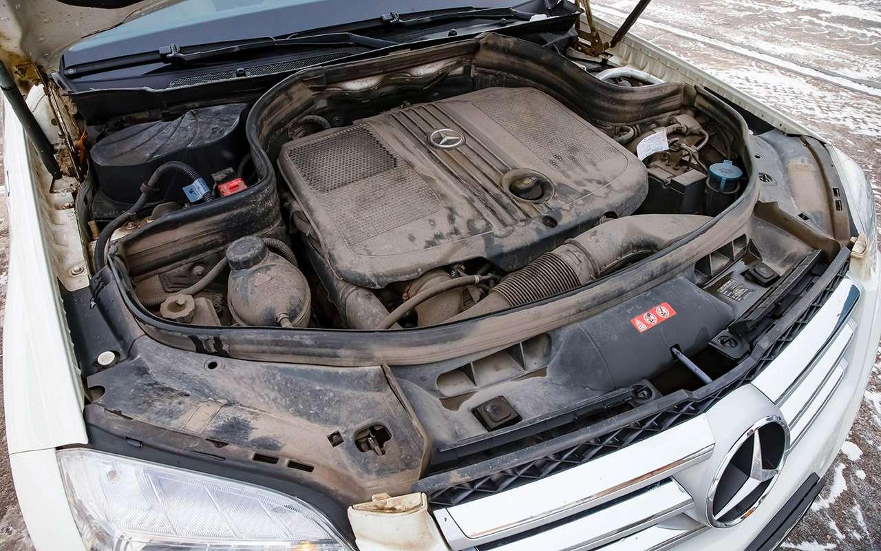 Новый VWPolo или старый Mercedes GLK? Выудивитесь!— фото 1231672
