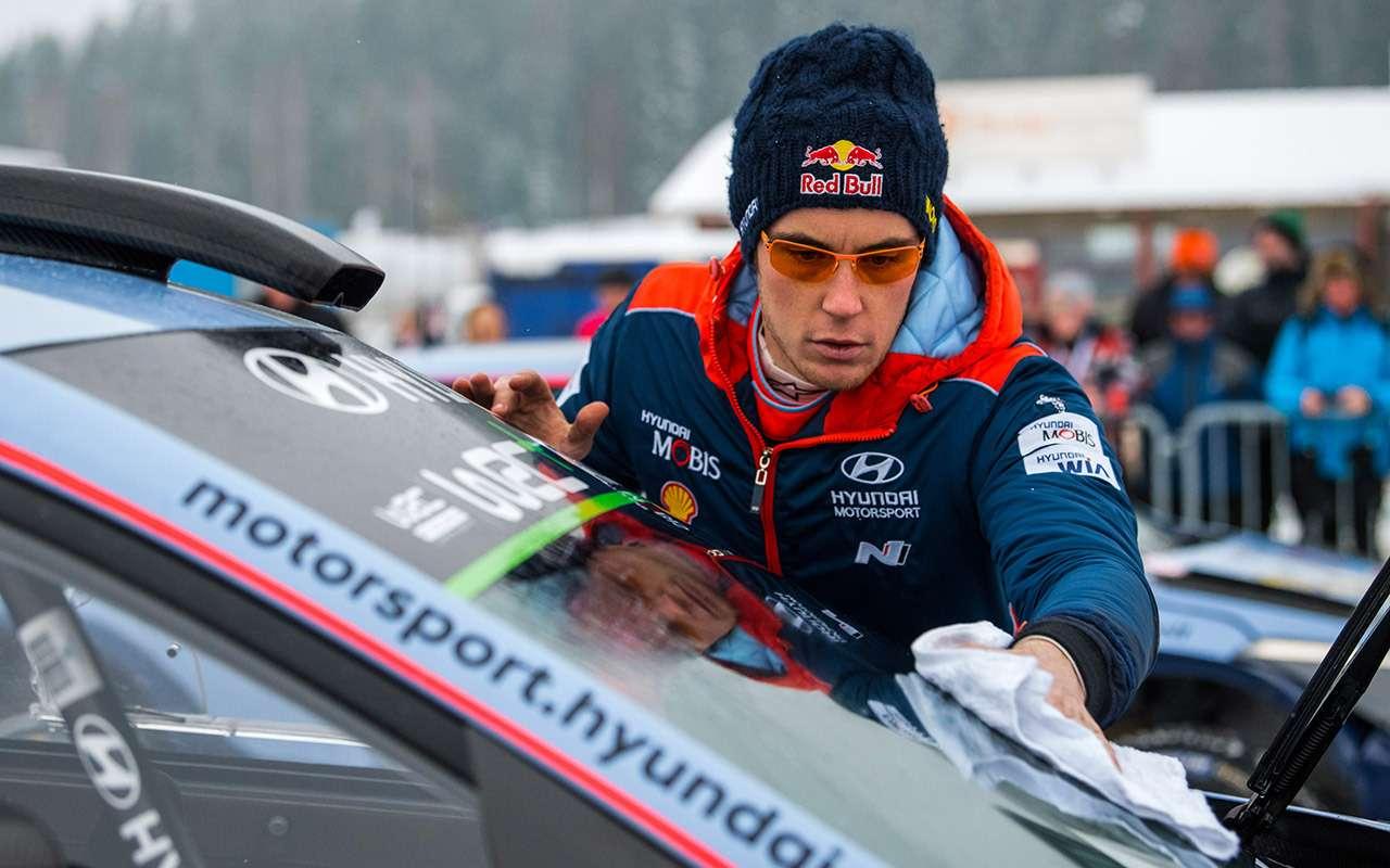Ралли WRC: русские идут!— фото 860014