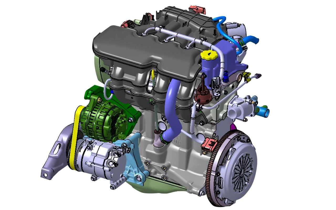 Datsun on-DO с16-клапанным двигателем— тест-драйв ЗР— фото 831053