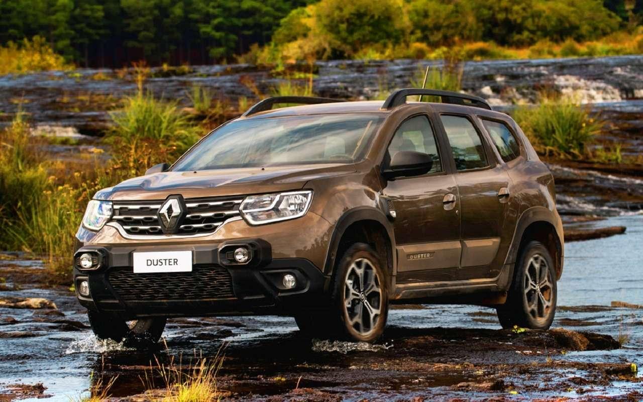 Новый Renault Duster дляРоссии: первые подробности— фото 1204378