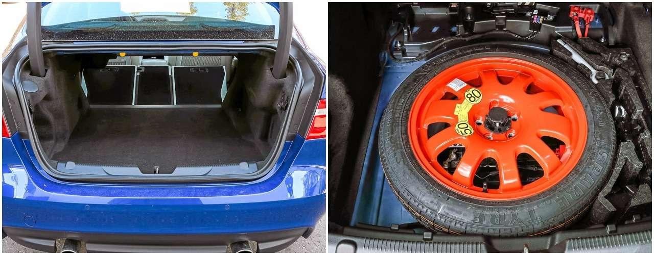 Genesis G70 против Audi A4и Jaguar XE— большой тест— фото 894737