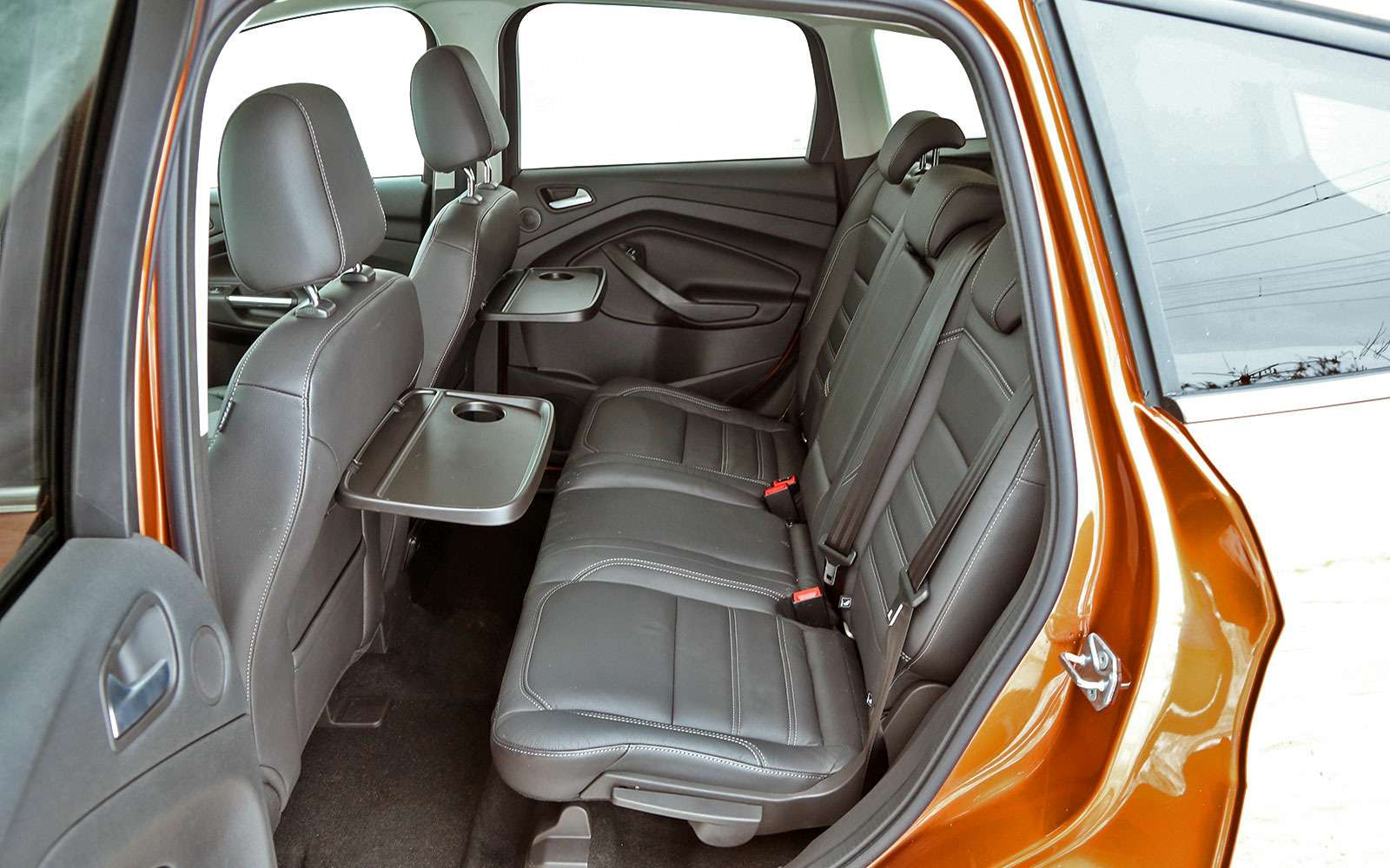 Обновленный Ford Kuga: дочего недошли руки?— фото 738251
