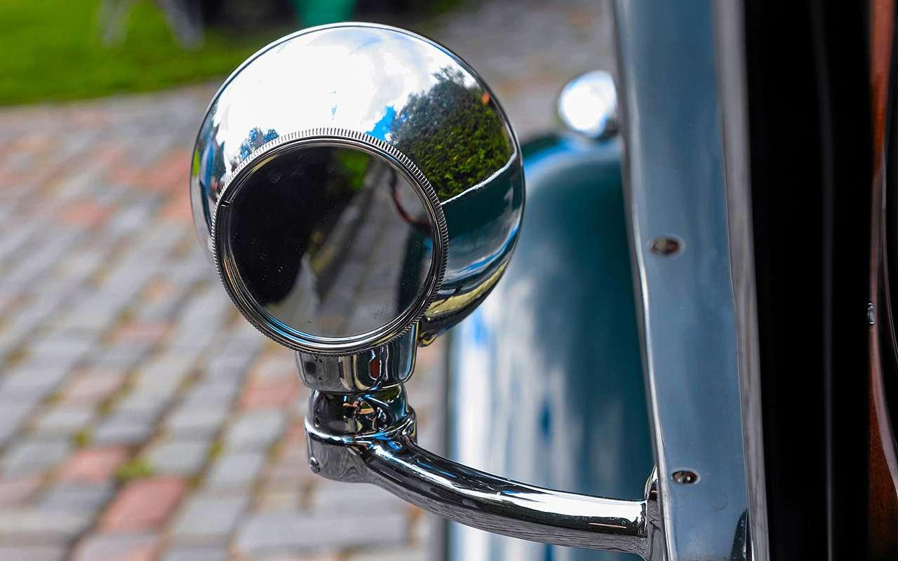 Очень редкий Мерседес W142— ретротест кабриолета-пенсионера— фото 950198