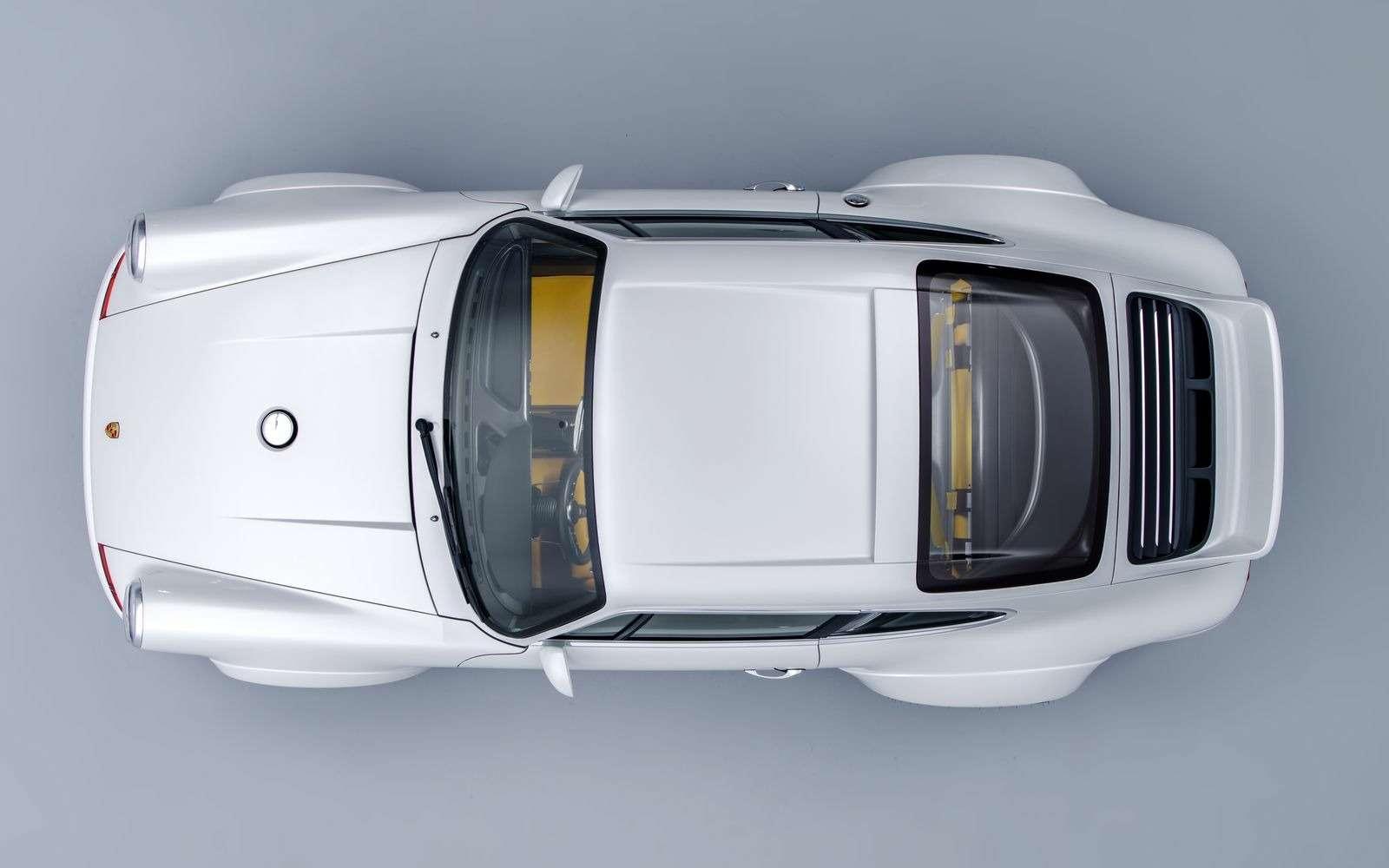 Singer DLS: классический Porsche нановый лад— фото 886671