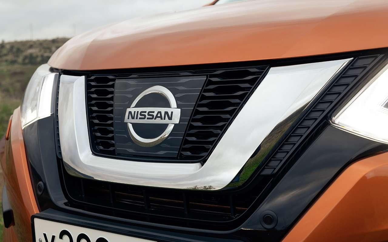 Nissan X-Trail T32: больше, чем просто рестайлинг— фото 926603