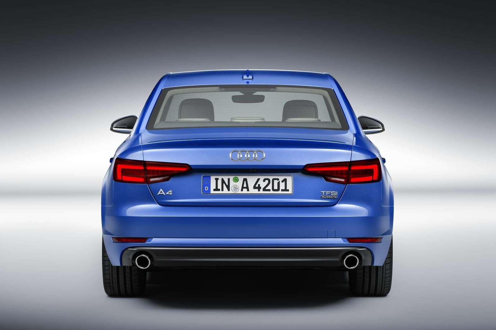 Audi A42.0 TFSI quattro 5