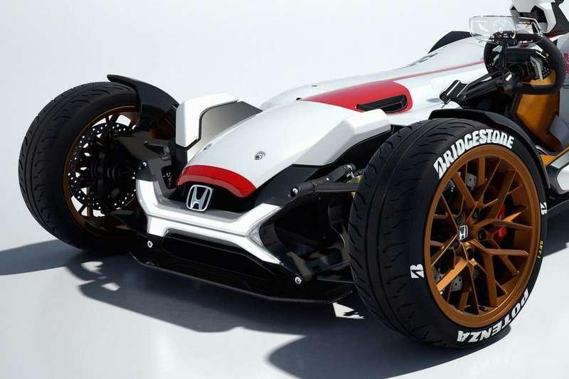 Концепт Honda 2&4