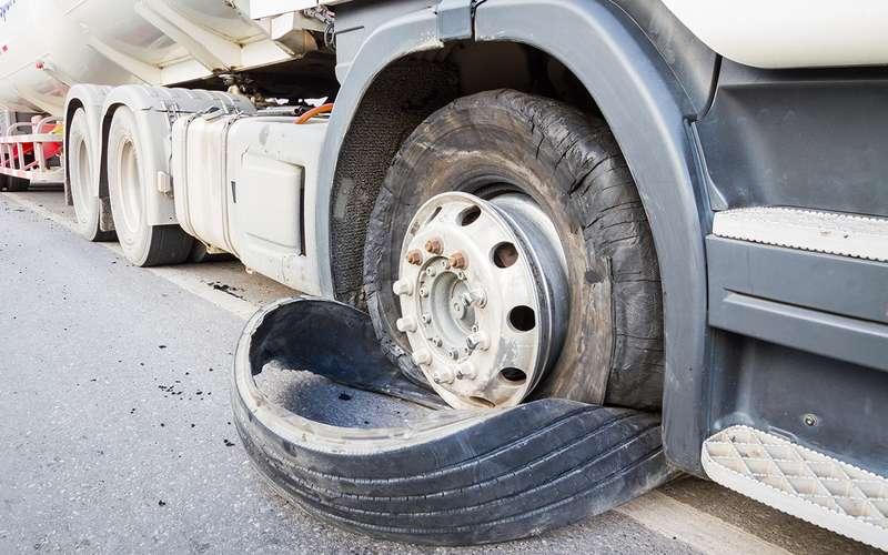 5неприятностей, которые произойдут свашим грузовиком
