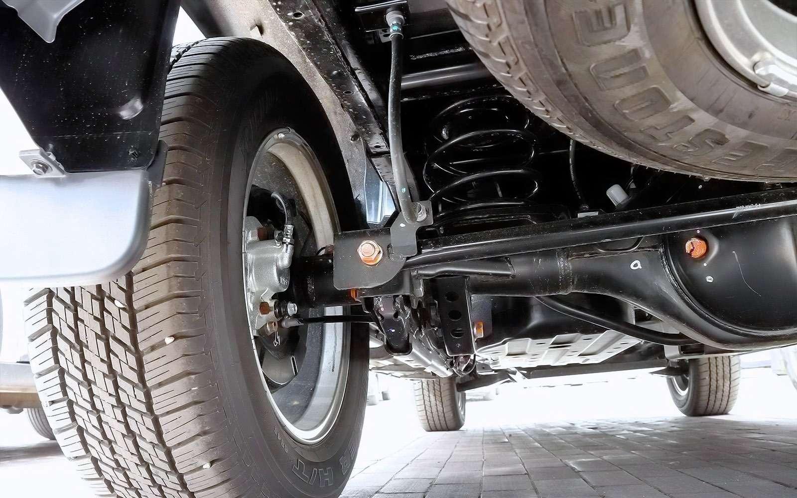 Новый Mitsubishi Pajero Sport: первый тест ипервая грязь!— фото 607587