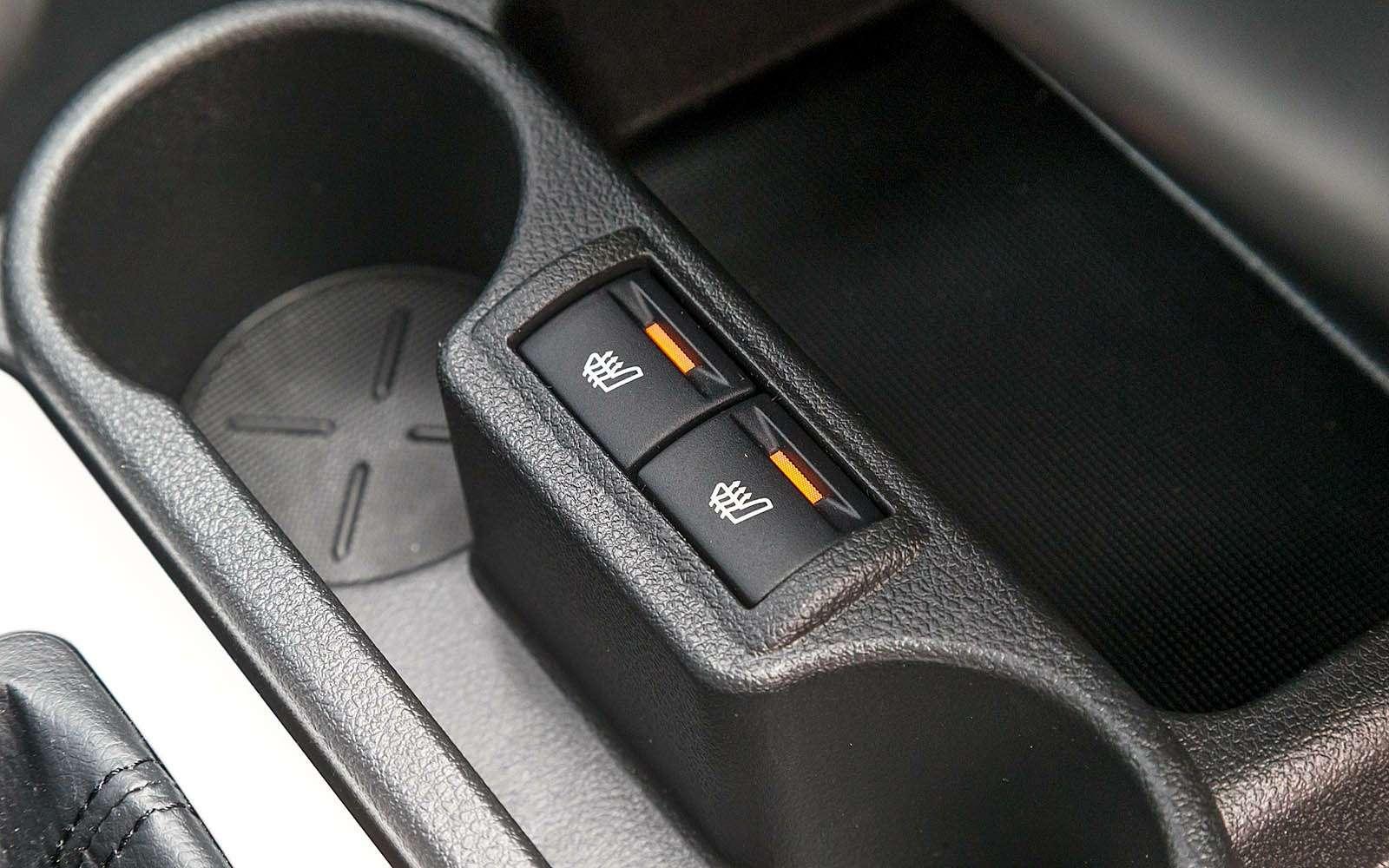 Datsun mi-DO: сравниваем двухлетний хэтчбек сновым— фото 776828