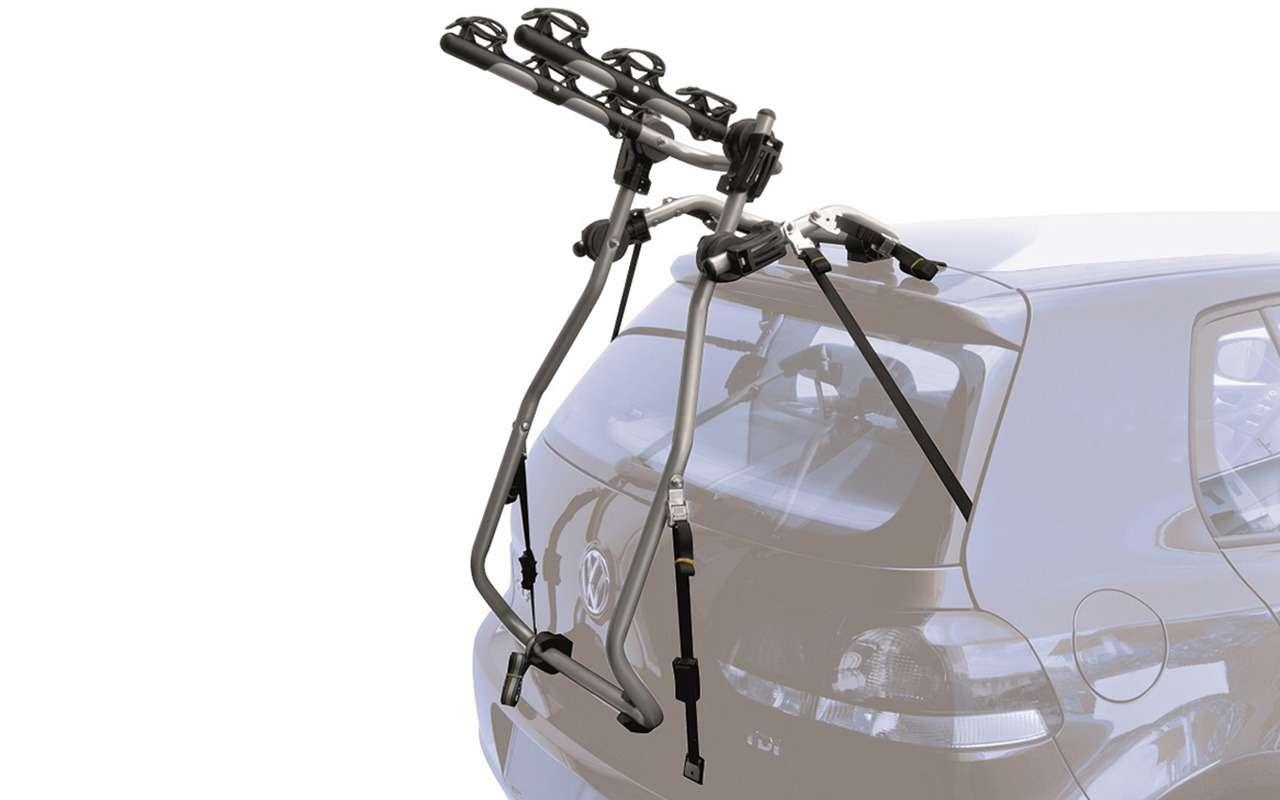 Перевозим велосипед: 5полезных решений— фото 995318