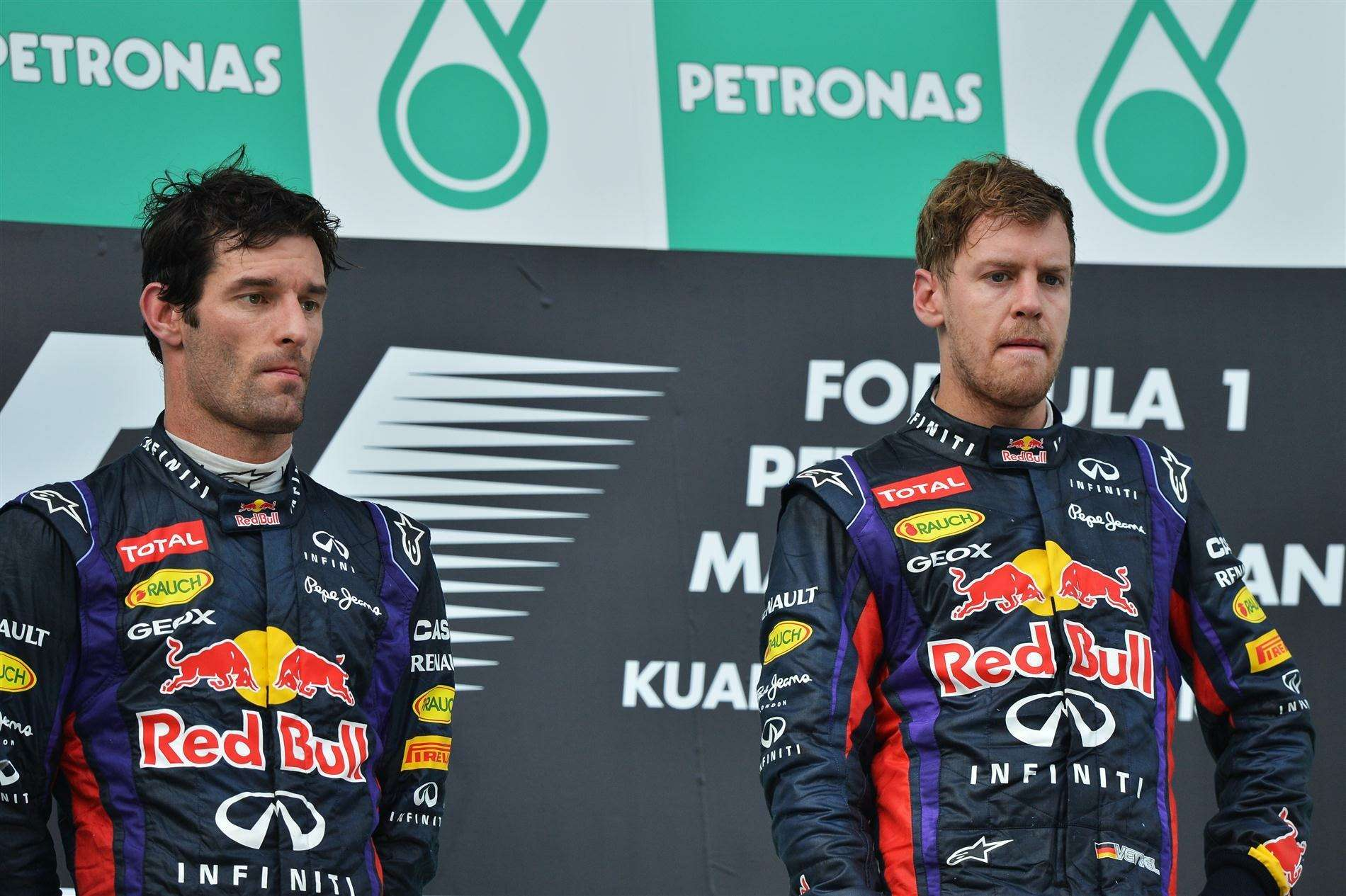 Webber podium nocopyright