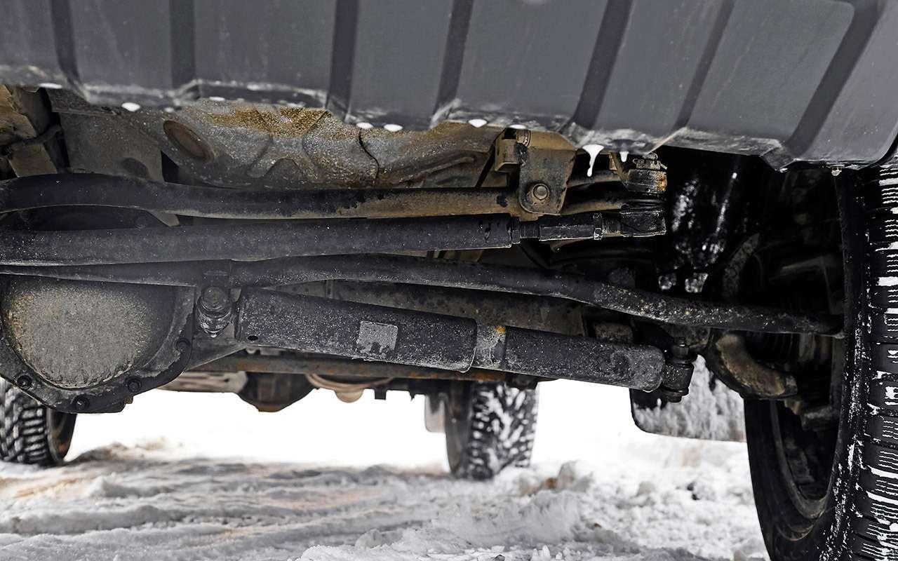 УАЗПатриот 2019— первый тест-драйв серийной машины— фото 942554