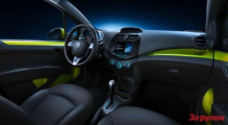 2013 Chevrolet Spark 019 medium