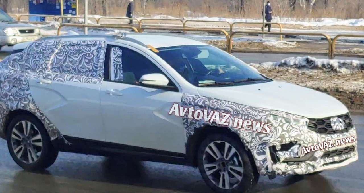 Lada Vesta сфарами Renault Logan? Первое изображение— фото 1233070