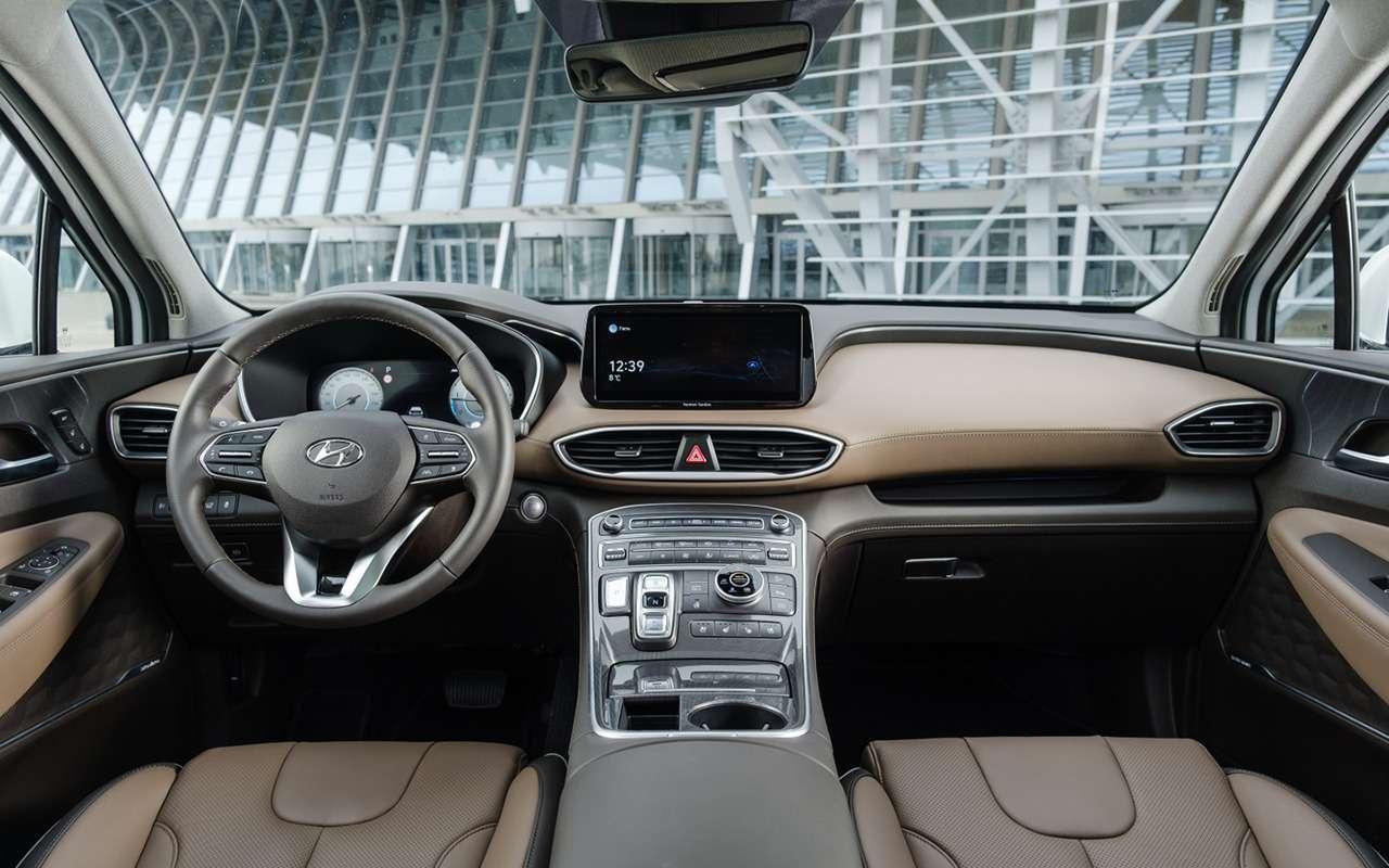 Новый Hyundai Santa Fe— зачто его ругают (ихвалят) первые владельцы— фото 1260303