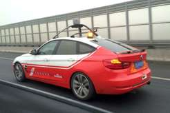 Baidu-Autonomous-Car-Dec2015