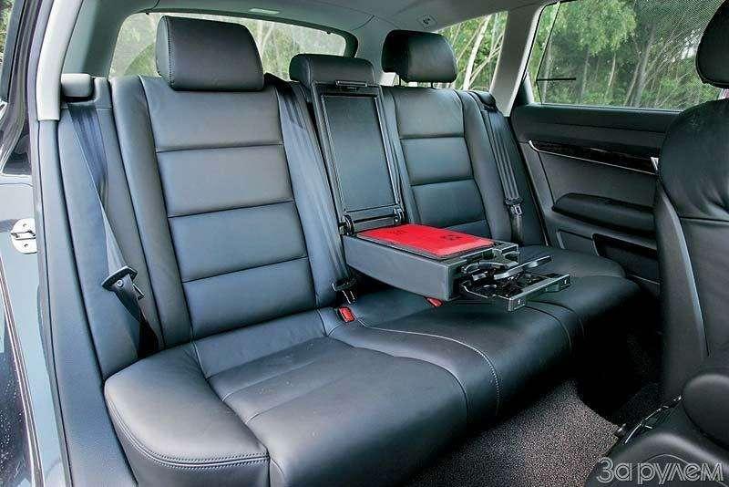 Тест Audi A6Allroad, Cadillac SRX, Volvo XC70. Выше среднего— фото 67359