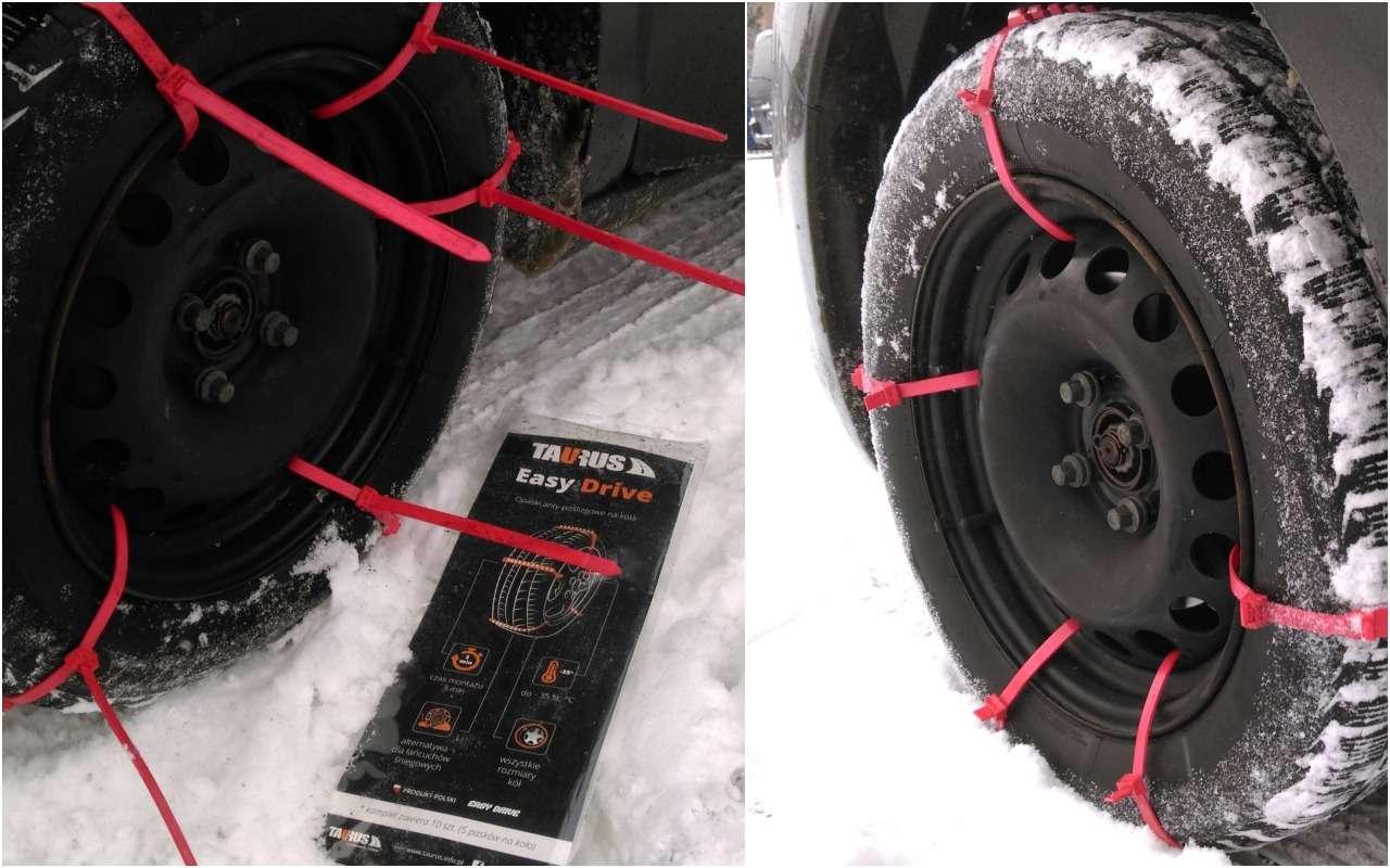 9 способов выбраться, если автомобиль застрял вснегу— фото 933427