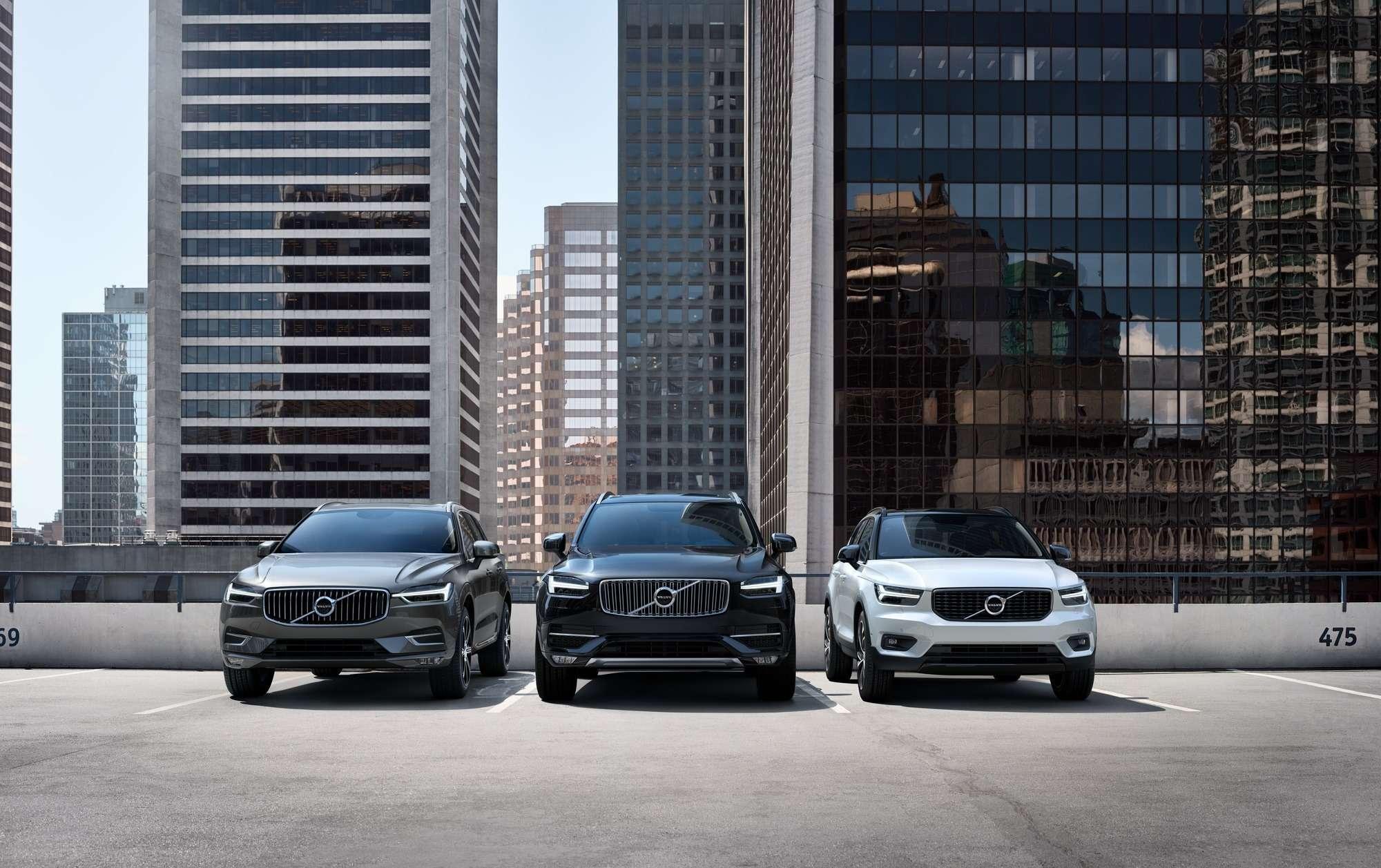 Volvo рассказала оновинках дляРоссии в2018 году— фото 843261
