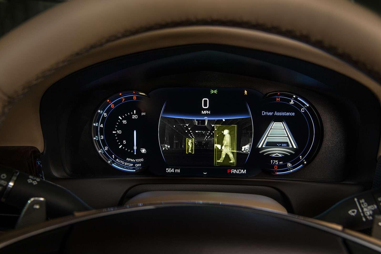 Флагманский седан Cadillac: цены икомплектации вРоссии— фото 823439