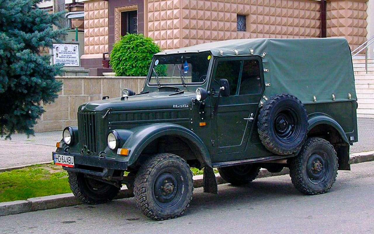 Наши заграницей: вочто превращались автомобили СССР вКитае, Корее, наКубе— фото 963676
