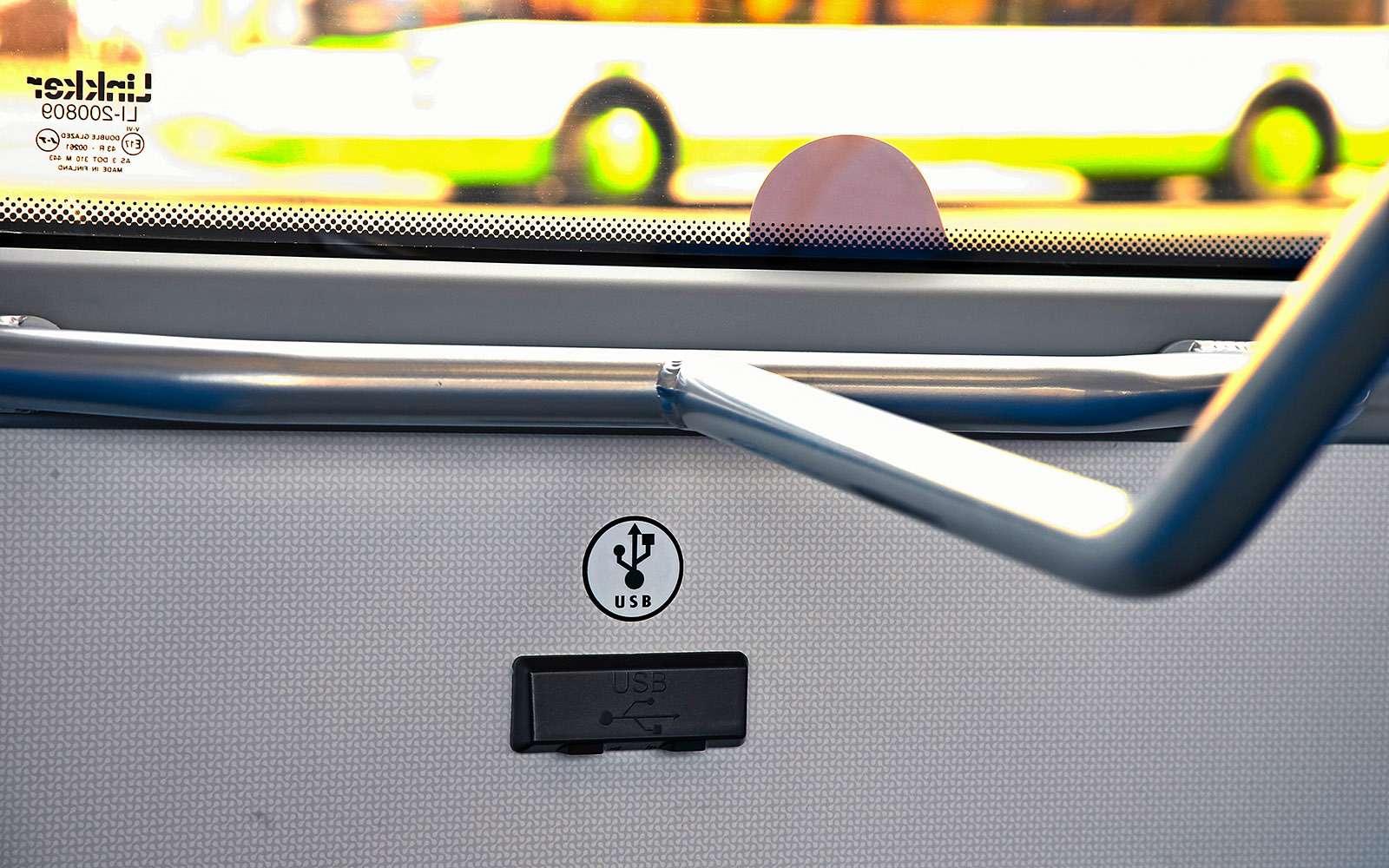 Москва хочет закупить электробусы— тестируем претендента изФинляндии— фото 765263