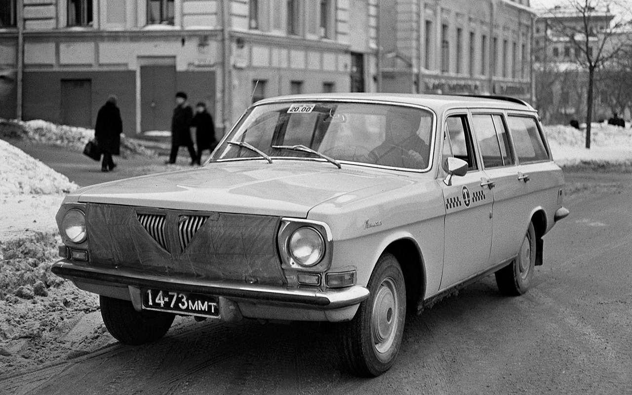 Всетакси СССР: лимузины, кабриолеты, иномарки— фото 1140127