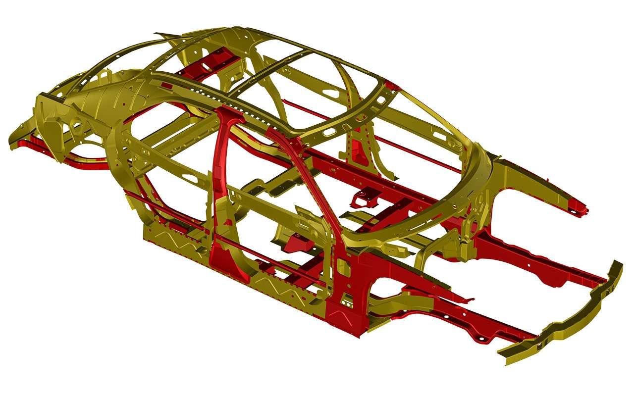 11классных инженерных решений последней Волги ГАЗ-3111— фото 1263294