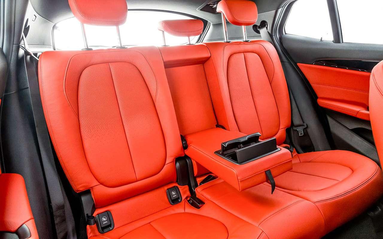 BMWX2и три вуме: большой тест компактного премиума— фото 868482