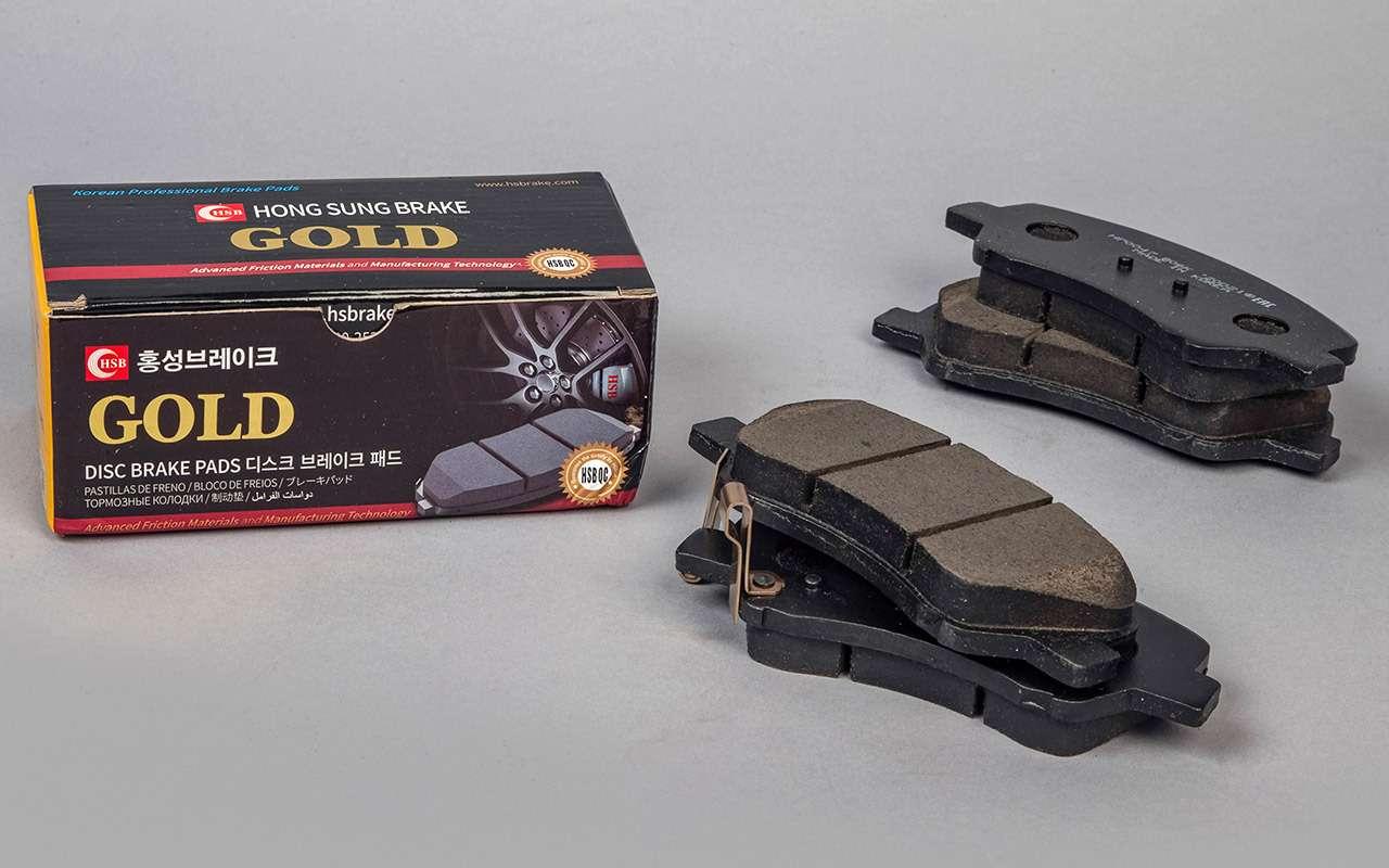 Проверили тормозные колодки: каждая третья опасна дляжизни!— фото 1256194