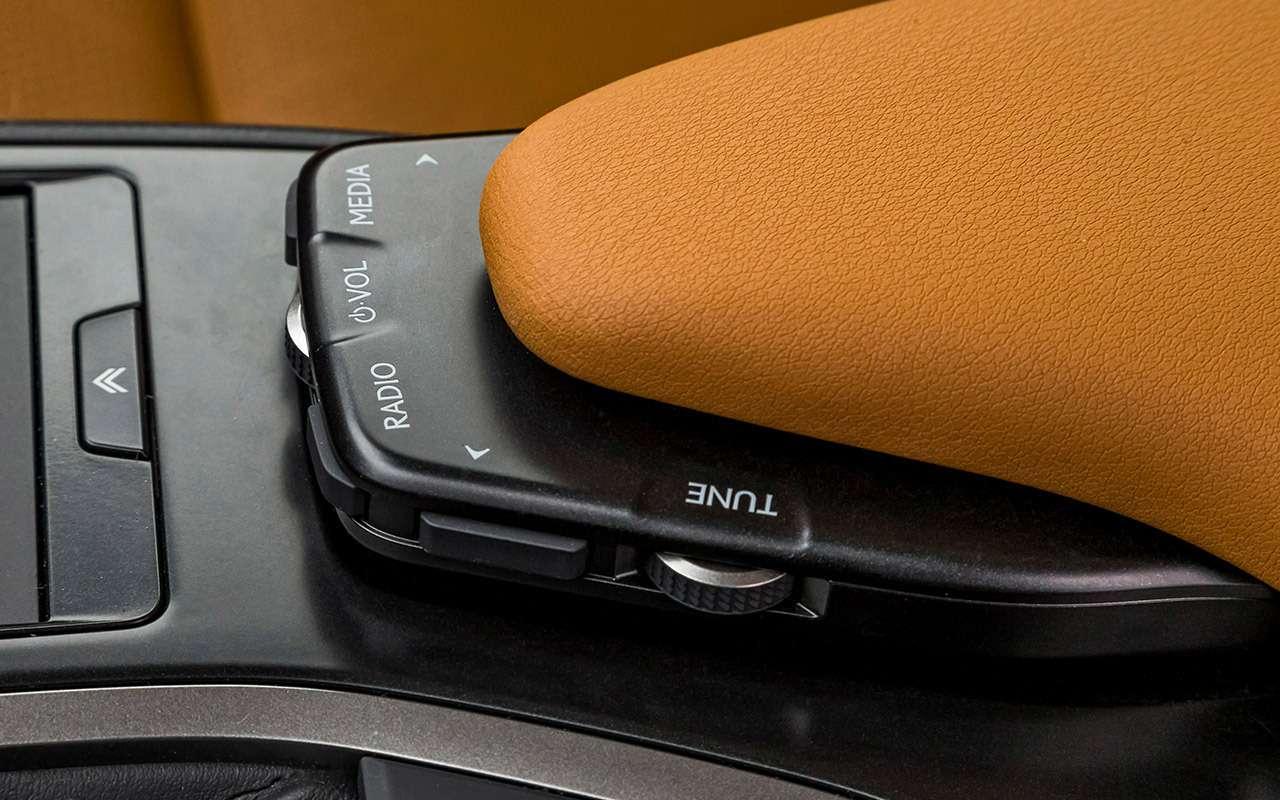 Большой тест маленьких, нодорогих кроссоверов: Volvo, Lexus, Jaguar— фото 983824