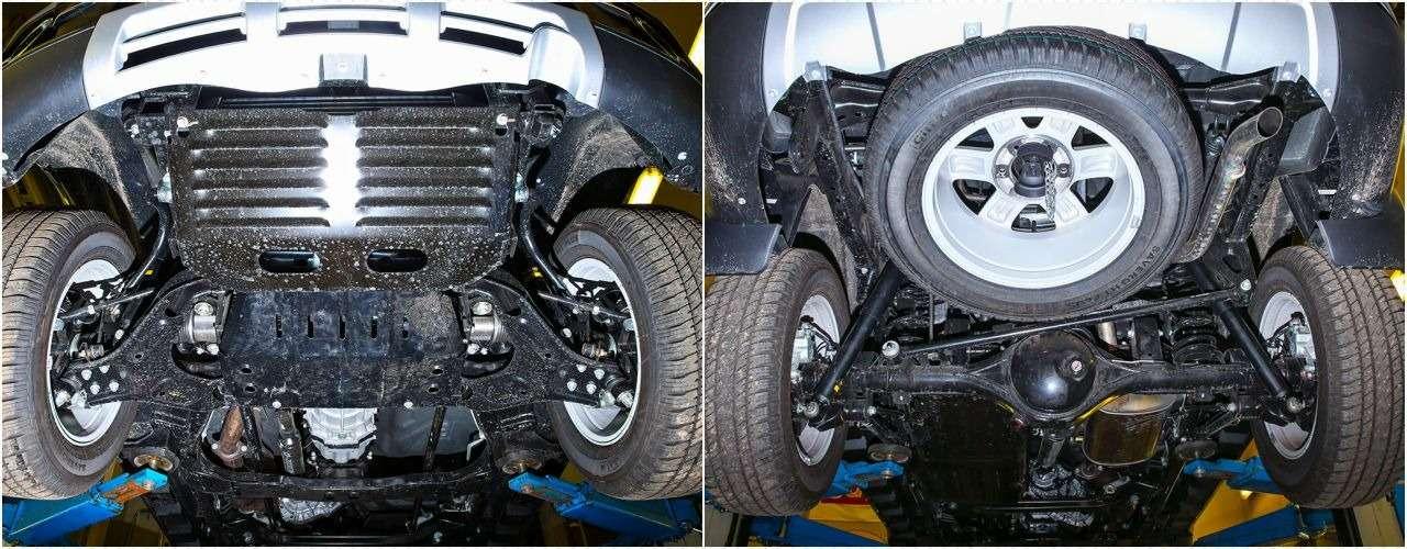 Foton Sauvana, DWHower H3или УАЗ Патриот— тест ЗР— фото 804681